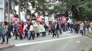 Les profs dans la rue contre la nouvelle réforme