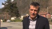 Edouard Martin aux côtés des salariés de Carbone Savoie