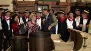 La Place du Village : Les Sainfoins du Pays d'en Haut à Frangy