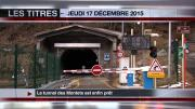 8 info - le JT du jeudi 17 décembre 2015