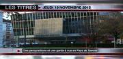 8 info - le JT du jeudi 19 novembre 2015