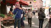 La Place du Village : Rencontres au marché de La Rochette
