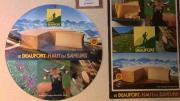 La place du village : La coopérative fruitière du Val d'Arly à Flumet