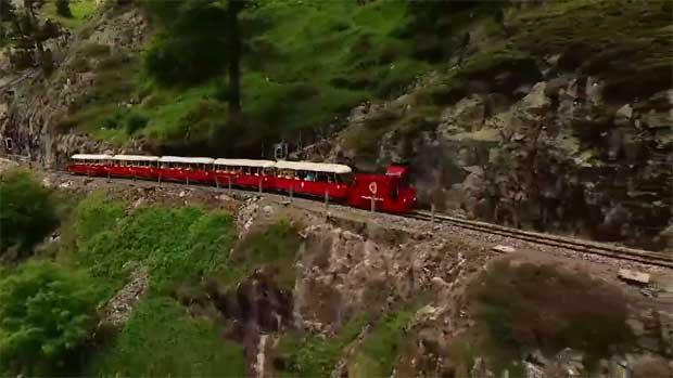 La Place du Village : Verticalp à Emosson (Part 2) (Finhaut - Suisse)