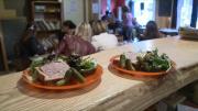 Le bruit qui court : Une restaurant solidaire