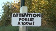 Saint-Cergues : des panneaux rigolos pour alerter les automobilistes