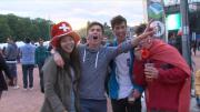 Suisses et français se quittent bon amis