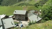 La Place du Village : La Gurraz à Villaroger