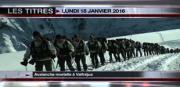 8 info - le JT du lundi 18 janvier 2016
