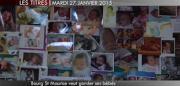 8 info - JT du mardi 27 janvier 2015