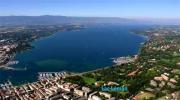 Survolez le Lac Léman