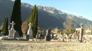 Le cimetière de Biollay : l'âme de Chamonix