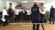 La Place du Village : Musique et chansons à Passy