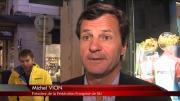Michel Vion : président de la FFS