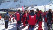 Le 66ème challenge des moniteurs de l'École de Ski à Châtel