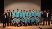Le Chambéry Cyclisme Formation présente son cru 2015
