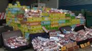 6 tonnes de tabac détruits à Bellegarde