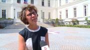 Anne Coste De Champeron réagit sur l'attentat en Isère