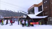 La place du village : Rencontres à Courchevel