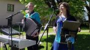 La Place du Village : Le Duo des Montagnes : Virginie et Cyril Danrey