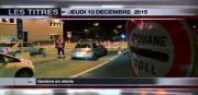 8 info - le JT du jeudi 10 décembre 2015