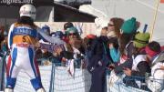 L'équipe de France handiski réunie à Tignes