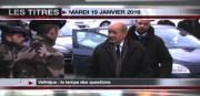 8 info - le JT du mardi 19 janvier 2016