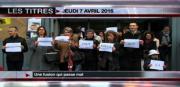 8 info - le JT du jeudi 7 avril 2016