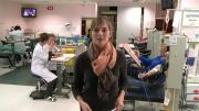 Solidarités - Le don du sang à la Française