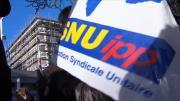 Une poignée d'enseignants se mobilisent à Annecy