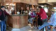 La Place du Village : Chansons françaises avec La Flor ' à Saint Martin Bellevue