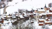 La Place du Village : Rencontres dans le village du pré aux Avanchers-Valmorel