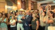 Annemasse : Christian Dupessey réélu dès le 1er tour