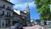 La Place du village : Bons en Chablais