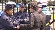 Des manifestations dans le calme à Annecy