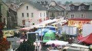 La Place du Village : 351eme Foire de la Saint Martin à Bons en Chablais