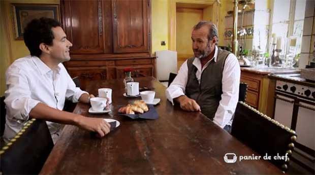 Panier de chef : Les Saint Peres - Eric Tournier- Montagnole